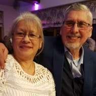 Trevor and Cindy Tacey