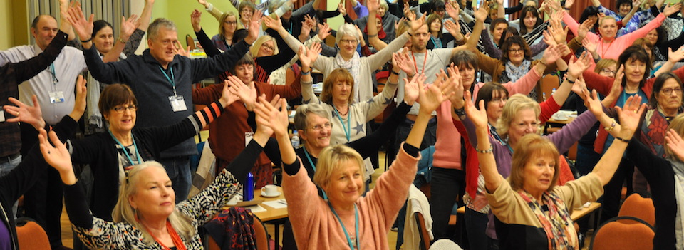 EFT Gathering audience